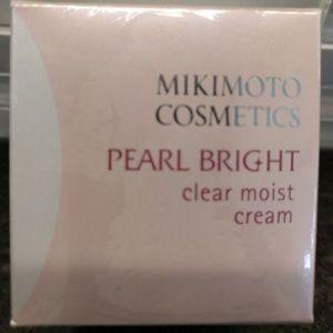 MIKIMOTO COSMETICS PEARL BRIGHT CLEAR MOIST CREAM
